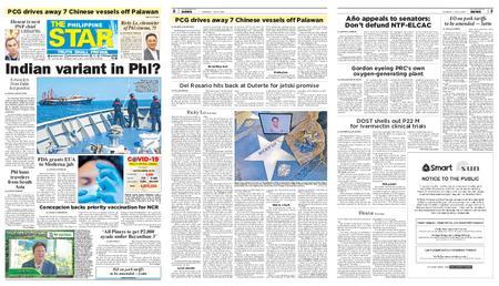 The Philippine Star – Mayo 06, 2021