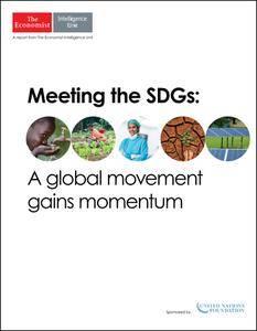 The Economist (Intelligence Unit) - Meeting the SDGs (2017)
