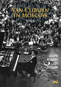 Van Cliburn in Moscow Vol.5 - Chopin, Debussy, Liszt, Scriabin (2009/1960 & 1972)