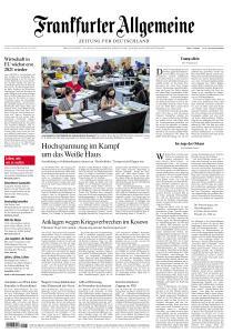 Frankfurter Allgemeine Zeitung - 6 November 2020