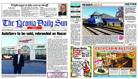 The Laconia Daily Sun – November 06, 2020