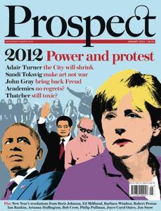 Prospect Magazine - January 2012