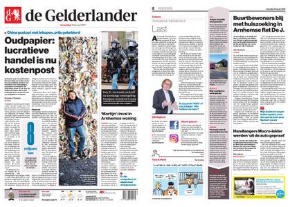 De Gelderlander - Rivierenland – 22 januari 2020