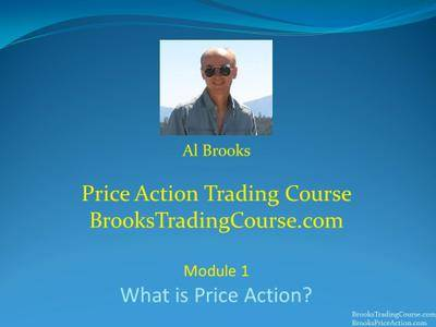 Al Brooks - Price Action Trading Course