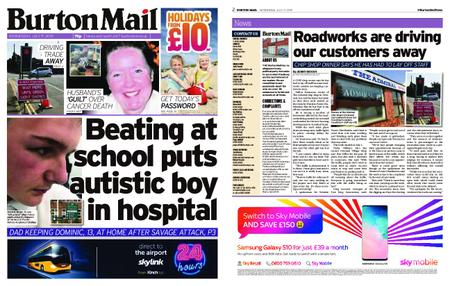 Burton Mail – July 17, 2019