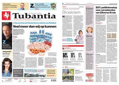 Tubantia - Enschede – 12 oktober 2019