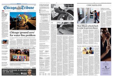 Chicago Tribune – April 11, 2021