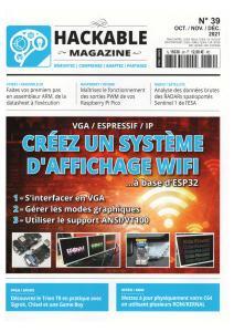 Hackable Magazine - Octobre-Décembre 2021