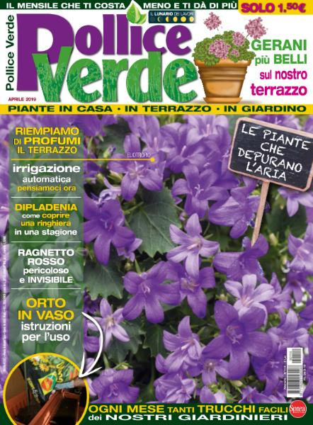 Pollice Verde N.114 - Aprile 2019
