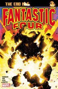 Fantastic Four 644 2015 Digital