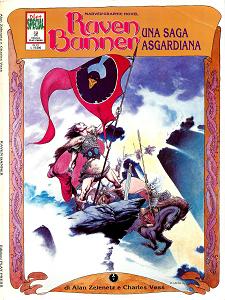 Raven Banner - Una Saga Asgardiana - Il Vessillo del Corvo