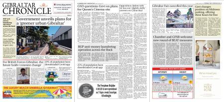 Gibraltar Chronicle – 03 July 2020