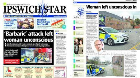 Ipswich Star – September 04, 2017