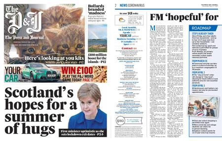 The Press and Journal Moray – March 17, 2021