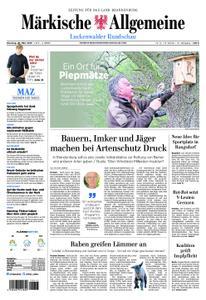 Märkische Allgemeine Luckenwalder Rundschau - 26. März 2019
