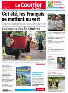 Le Courrier de l'Ouest Cholet – 11 juillet 2021