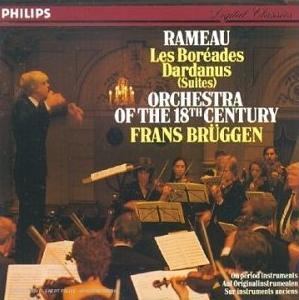 Jean-Philippe Rameau - Les Boréades - Dardanus (Suites)