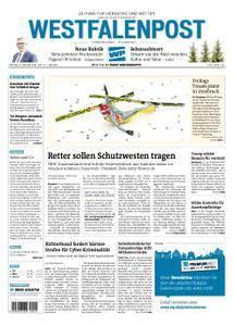 Westfalenpost Wetter - 05. Januar 2018