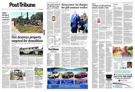 Post-Tribune – July 14, 2018