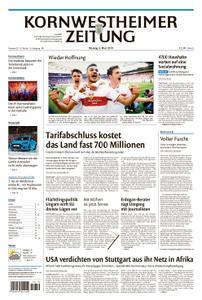Kornwestheimer Zeitung - 04. März 2019