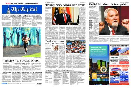 The Capital – July 19, 2019