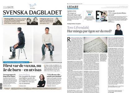Svenska Dagbladet – 24 juni 2018