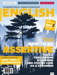 English Matters German Edition - April-Juni 2021