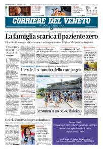 Corriere del Veneto Padova e Rovigo – 05 luglio 2020