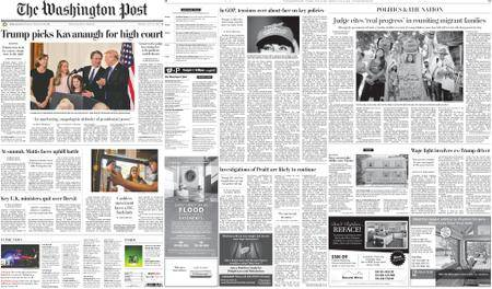 The Washington Post – July 10, 2018