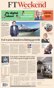 Financial Times Europe – 19 January 2019