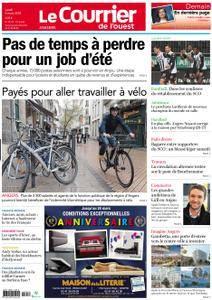 Le Courrier de l'Ouest Angers - 05 mars 2018
