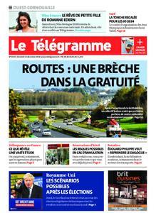 Le Télégramme Ouest Cornouaille – 13 décembre 2019