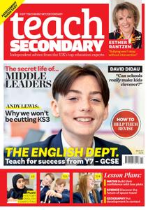 Teach Secondary – April 2019