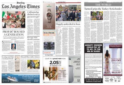 Los Angeles Times – November 03, 2019