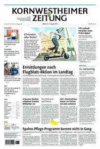 Kornwestheimer Zeitung - 14. August 2019