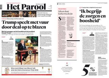 Het Parool – 09 mei 2018