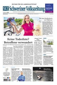 Schweriner Volkszeitung Zeitung für die Landeshauptstadt - 20. Juli 2019
