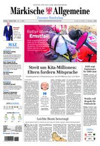 Märkische Allgemeine Zossener Rundschau - 01. Oktober 2018
