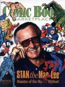 Comic Book Marketplace 061 1998