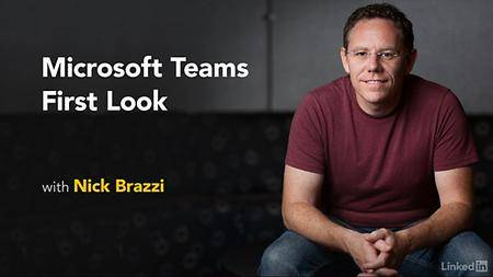 Lynda - Microsoft Teams First Look