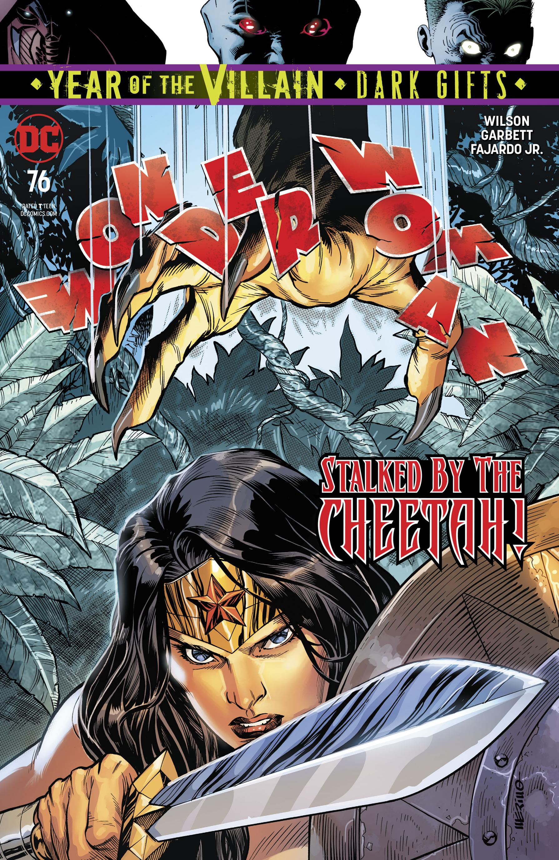 Wonder Woman 076 2019 Digital