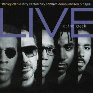 Stanley Clarke & Friends - Live At The Greek (1994) {Sony}