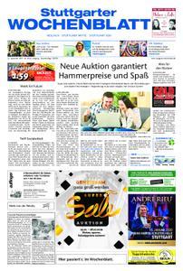 Stuttgarter Wochenblatt - Stuttgart Mitte & Süd - 25. September 2019