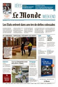 Le Monde du Samedi 4 Avril 2020