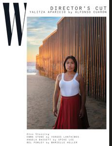 W Magazine - February 2019