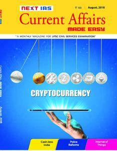 Current Affairs Made Easy - August 2018