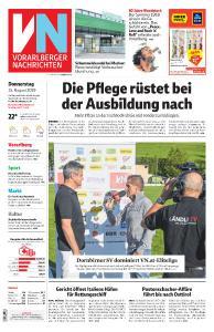 Vorarlberger Nachrichten - 15 August 2019