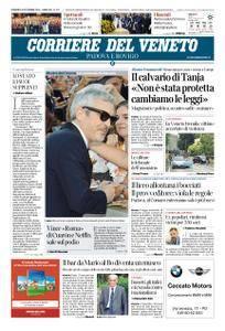Corriere del Veneto Padova e Rovigo – 09 settembre 2018
