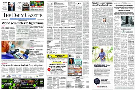 The Daily Gazette – March 12, 2020