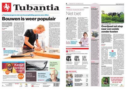 Tubantia - Enschede – 06 september 2019